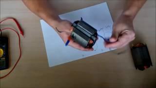 видео Ремонт дрели своими руками: виды неисправностей