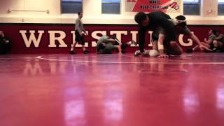 Repeat youtube video Tough workouts prepare Rutgers wrestling for B1G tournament