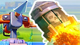 SWEET ROCKET XBOW Deck! - Clash Royale