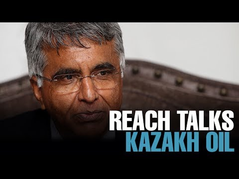 NEWS: Reach Energy to ramp up Kazakh oil field production