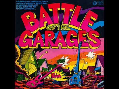 V/A Battle Of The Garages #1 (80'S GARAGE ROCK REVIVAL)