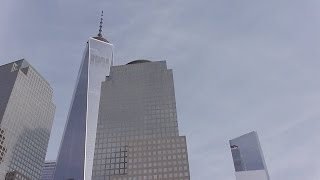 UPDATE! One World Trade Center / Freedom Tower 2/1/2014 construction progress part 1