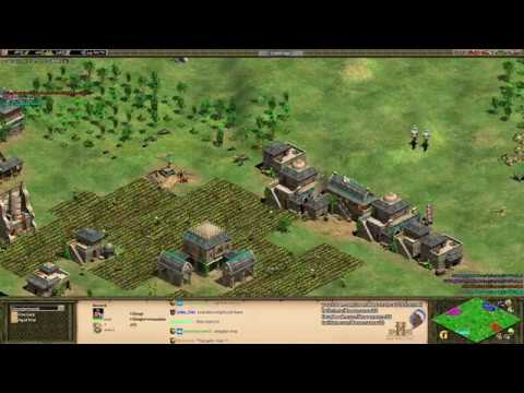 Aoe2: How good are the Vikings on Land Maps? (Berserks)