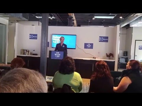 Cecile Richards for Hillary Clinton & Catherine Cortez Masto