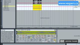 Ableton Tutorial: How to make turntable FX sounds