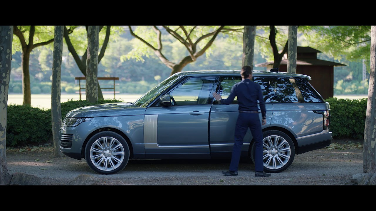 2018 land rover usa. plain land new 2018 range rover  gesture sunblind land usa and land rover usa