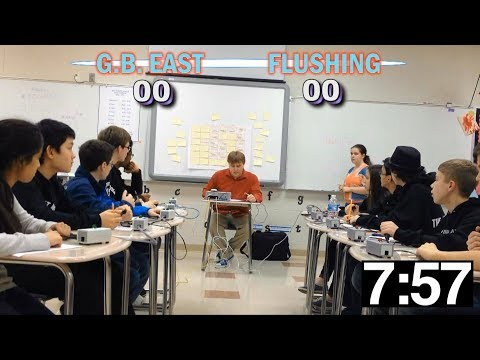 Middle School Quiz Bowl League 2014 Finals (Mid-Michigan, Mar. 20, 2014) [Pt. 1]