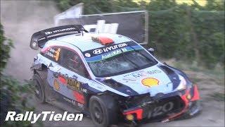 WRC ADAC Rallye Deutschland Rallye 2018 - Highlights day 3 - Grafschaft - Full HD