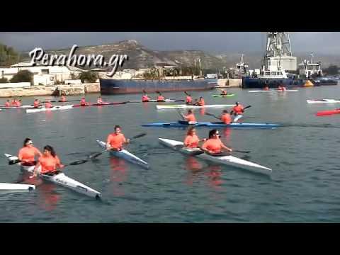 1ος Ανοικτός αγώνας Διάπλους της Διώρυγας της Κορίνθου (Corinth Canal Paddle Crossing)