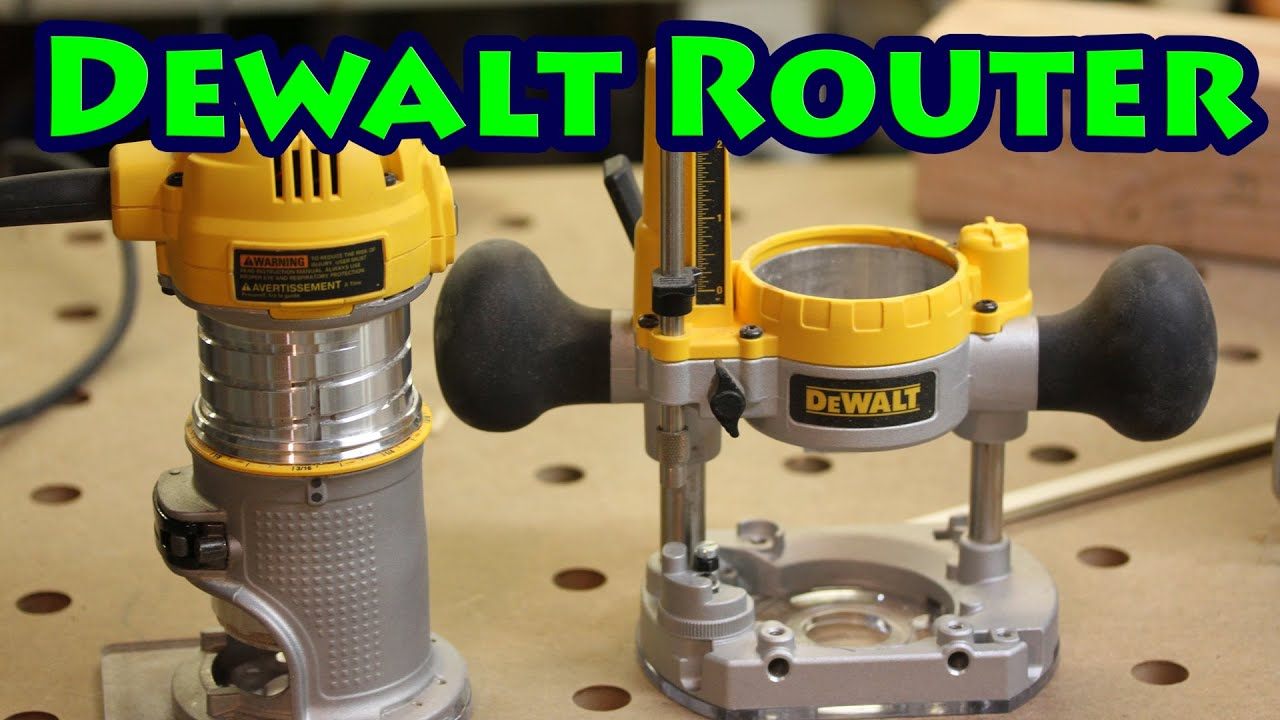 Dewalt dwp611pk plunge router review youtube dewalt dwp611pk plunge router review keyboard keysfo Choice Image