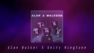 Alan walker x unity(marimba ringtone)