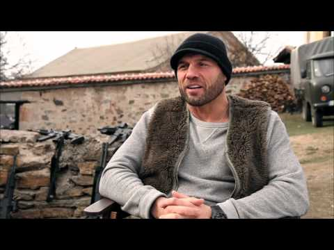 Randy Couture 'The Expendables 2' Interview! [HD]