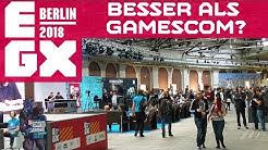 EGX Berlin 2018 Besser als Gamescom? EGX 2018 Fazit & Days Gone 4K