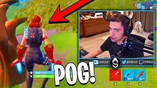 The Only Reason Why Shroud Plays FORTNITE - Avengers End Game Update