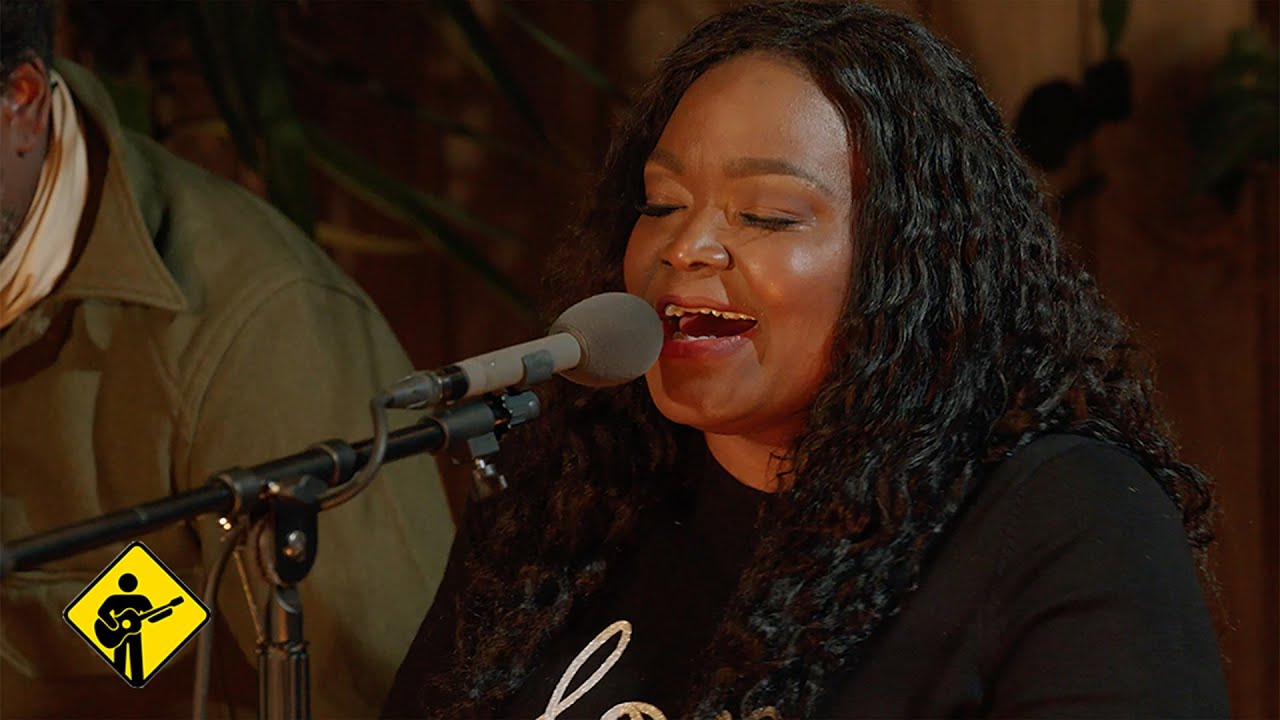 Mark's Park EP3: Blues Night featuring Shemekia Copeland   Playing For Change