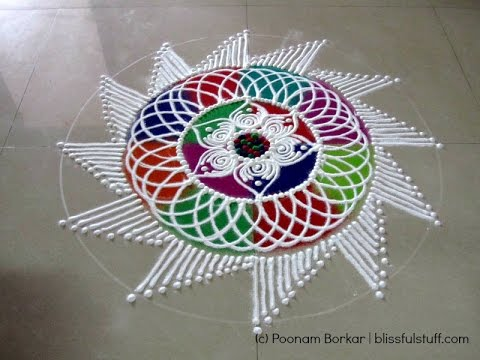 how to draw sanskar bharati rangoli colorful latest