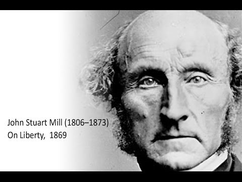 an overview of john stuart mills libertarian concept To download and subscribe to on liberty by john stuart mill by loyal books, get   is a libertarian philosophical work by english philosopher john stuart mill that   approach and accordingly depicts an overview of the concept of liberty.