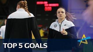 TOP 5 GOALS | Round 6 | DELO WOMEN'S EHF Champions League 2019/20