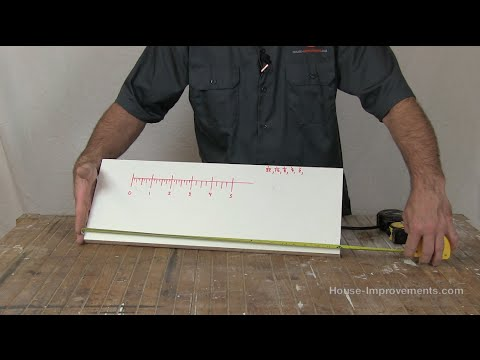 How To Read An Imperial Tape Measure