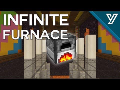 [TUTORIAL] INFINITE FURNACE FUEL in Minecraft ( 1.11 / 1.12 )