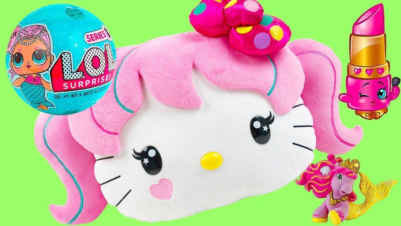 Uncategorized Dancing Hello Kitty hello kitty japan l o surprise shopkins basket filly mermaid dancing