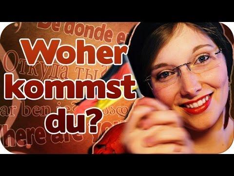 Learn German - Countries & Nationalities - Deutsch Fuer Euch 77