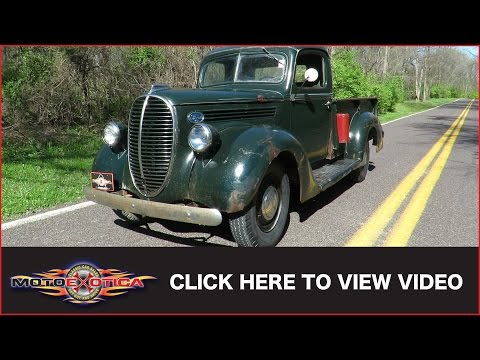 1939 Ford Truck (SOLD)