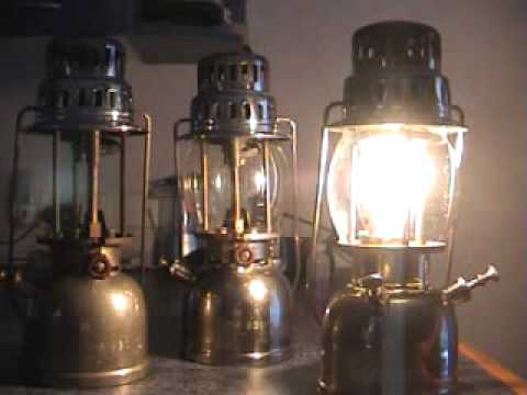Optimus 930 Kerosene Lantern Lamp Youtube