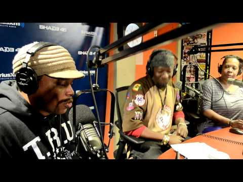 Brother J from X Clan talks music and touring on #SwayInTheMorning