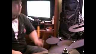 Spit Your Game by: Notorious B.I.G. ft. Twista, Krayzie Bone, 8Ball & MJG (Drum Cover)