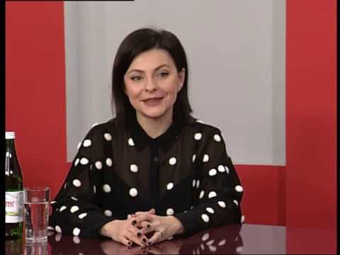 Актуальне інтерв'ю. Оксана Муха. Про цікавинки майбутнього концерту та  родинну коляду