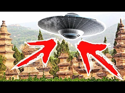 НЛО над Пирамидой в Китае - Видео Очевидцев 2019 HD (UFO)