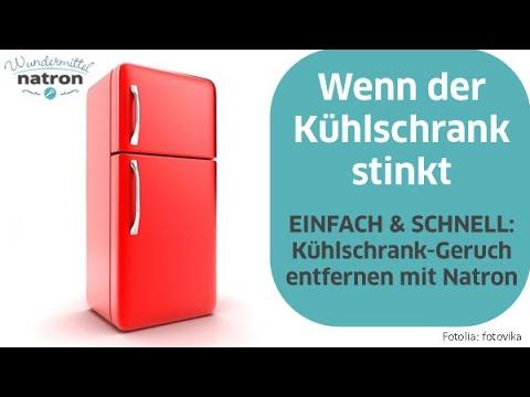 Kühlschrank stinkt – Was tun? - YouTube