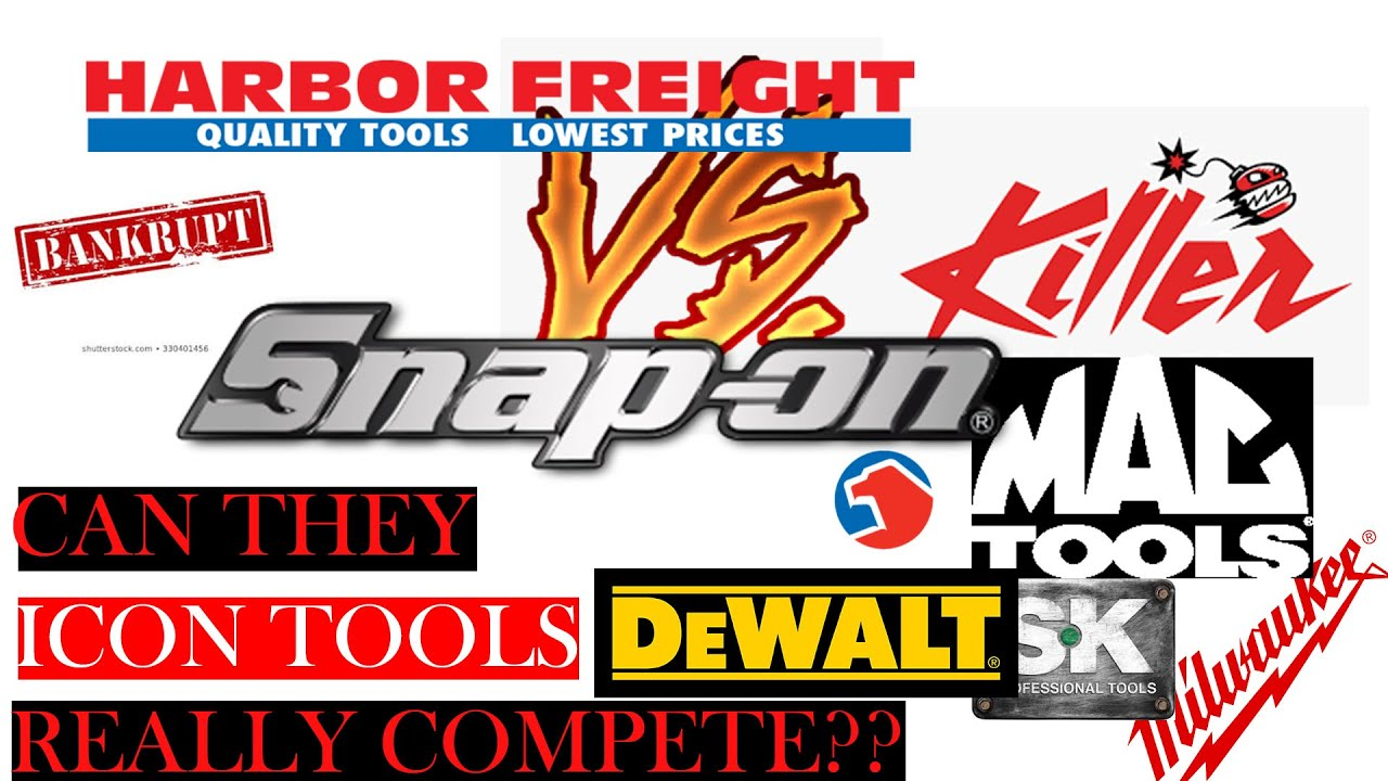 Can Harbor Freight Really Compete With the Tool Trucks?