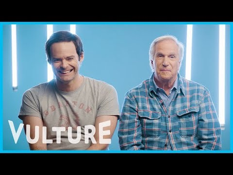 Bill Hader on How He Cast Henry Winkler in Barry