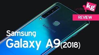 Samsung Galaxy A9 (2018) Review: Quad Cameras for What? [4K]