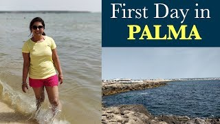 PALMA DE MALLORCA VLOG -Such a beautiful place || DAY 1 DIARIES