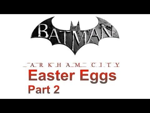 Batman Arkham City Easter Eggs [Deutsch]...
