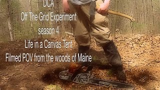 Off The Grid Experiment season 4 episode 7 - Planting a Apple Tree -