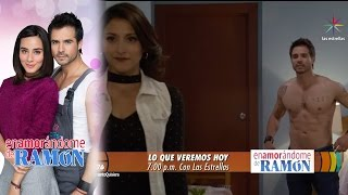 Enamorándome de Ramón   Avance 17 de abril   Hoy - Televisa