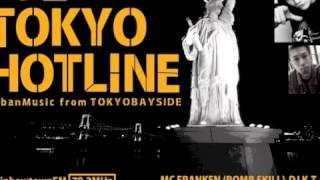 FRANKEN & DJ K.T.が毎週土曜日19時~20時でお届けしている人気日...