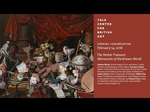 Opening Conversation | The Paston Treasure: Microcosm of the Known World