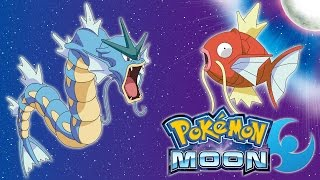 Pokemon: Moon - Magikarp Evolved!