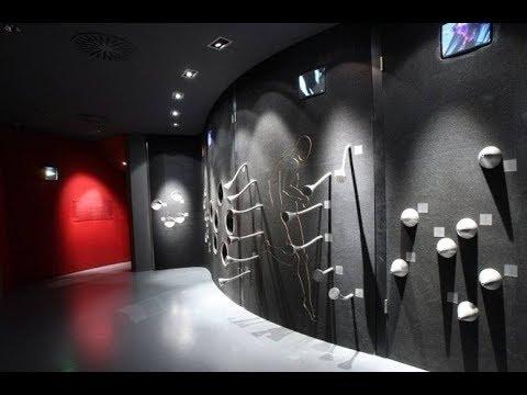 Vienna - La casa della musica - Il tatto che produce il suono, un mondo interattivo da esplorare