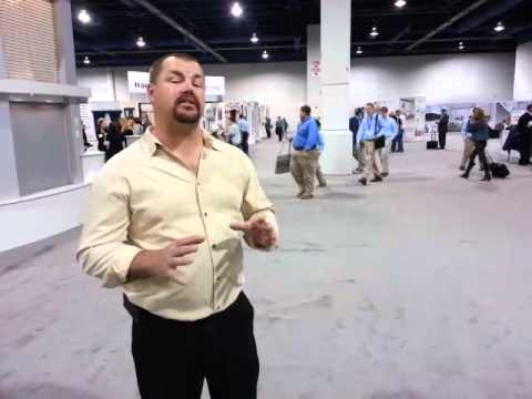 IWCE 2014 - Day 2 Welcome from 3 Blind Mice