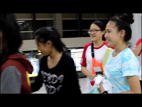 Laos Volunteer tour - Korean students