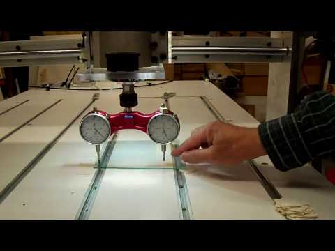 Tramming A CNC Router Spindle