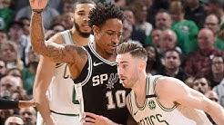 Boston Celtics vs San Antonio Spurs Full Game Highlights | January 8, 2019-20 NBA Season