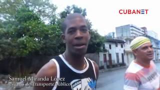 Transporte en La Habana, monta que te quedas