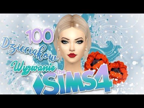CHŁOPAK ZE STUDNI ŻYCZEŃ -  100 dzieciaków challenge The Sims 4 #93